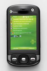 КПК HTC 3600