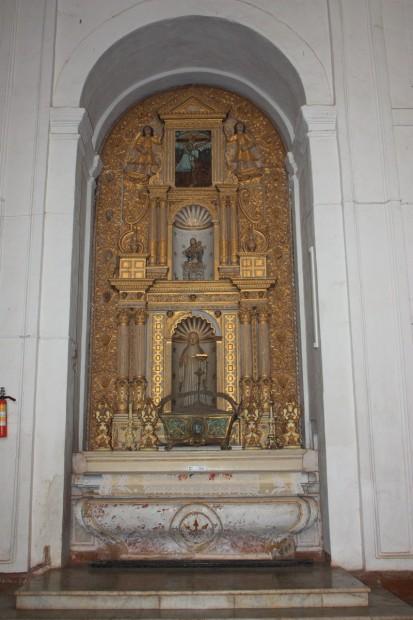 Собор Се, Святой Катерины, Старый Гоа, Олд Гоа