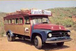 автобус Paulo Travels Пауло Трэвелс