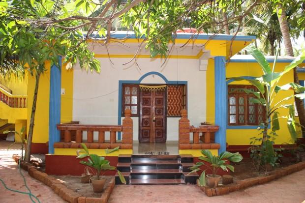 Аренда дома в Северном Гоа