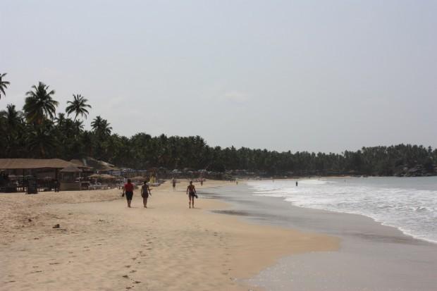 пляж, Гоа, Палолем, Palolem, beach, фото
