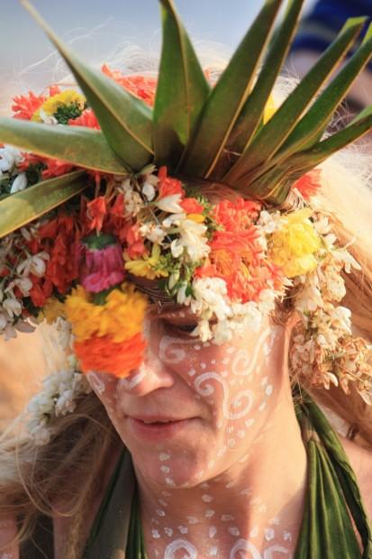 Арамболь, Гоа, Фрик-парад 2010