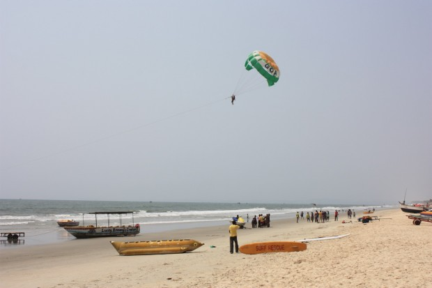 Гоа, Бунаулим, пляж, Benaulim Beach, фото