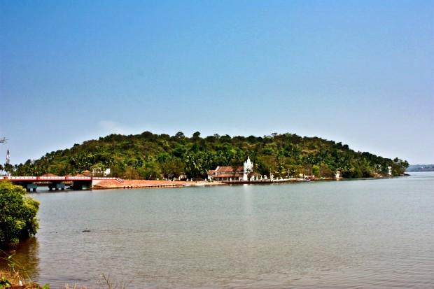 Остров Сан Хасинто в Гоа