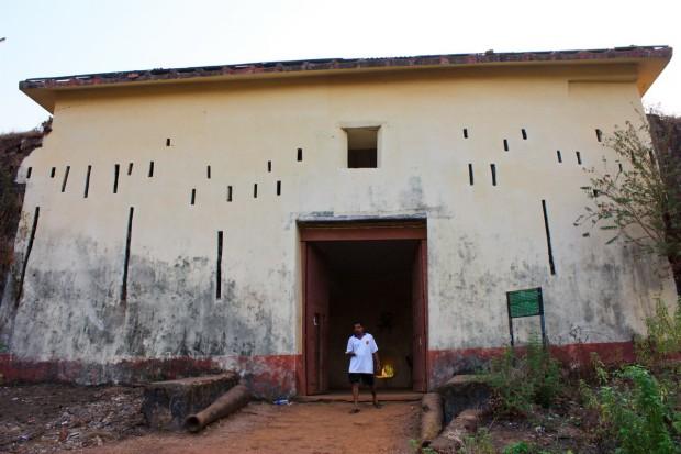 Форт Кабо де Рама в Гоа