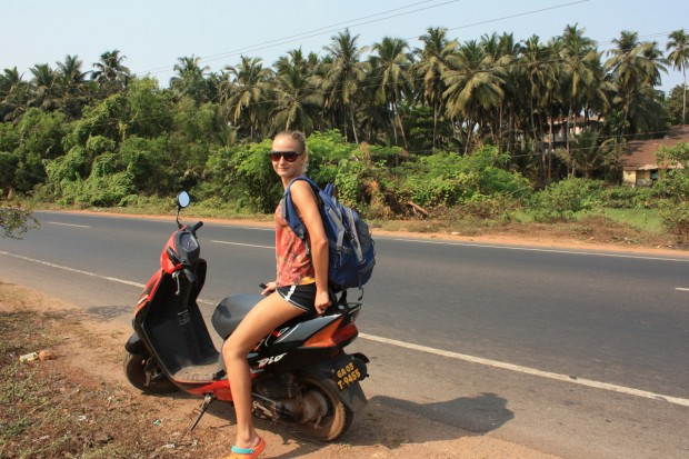 Путешествие русских туристов на юг Гоа