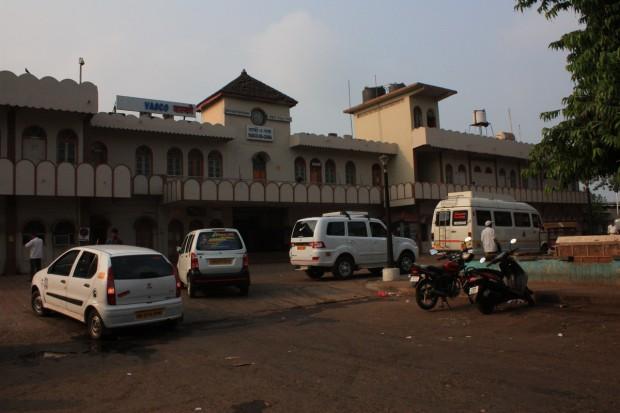 Железнодорожная станция в Васко-да-Гамма