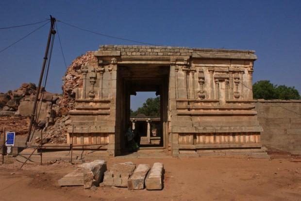 Северные руины Хампи и храм Виттала