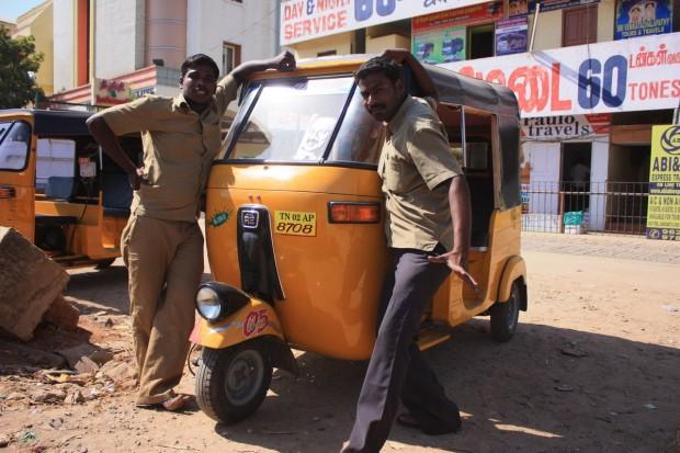Люди в Индии