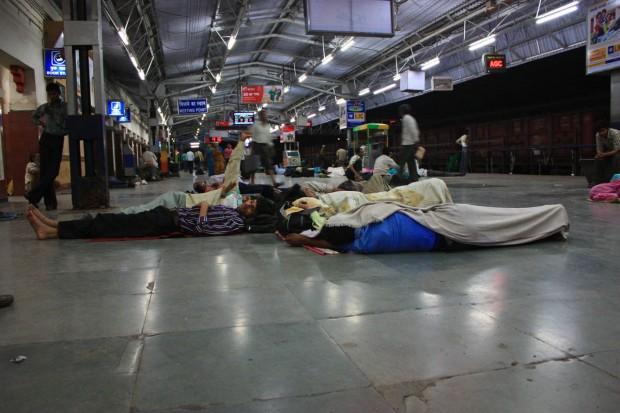 Вокзалы в Индии