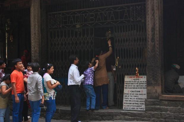 Храмы в Манали