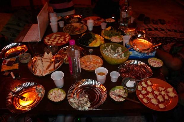 Новый 2012 год в Гоа