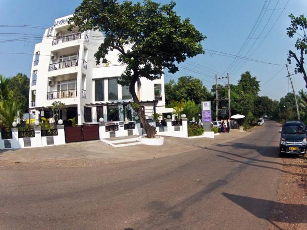 Жилье в Гоа в 2012 - 2013 гг.