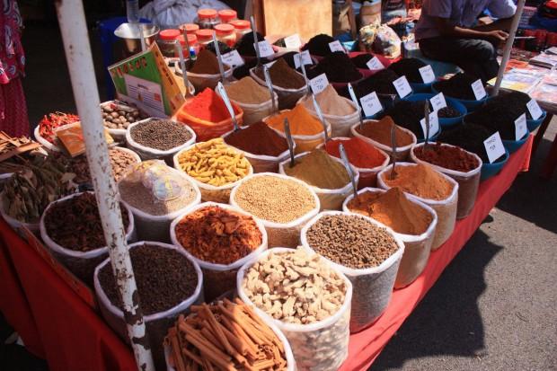 Рынок в Мапсе