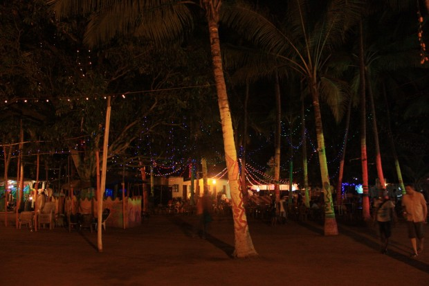 Пятничный рынок в Hill Top в Гоа
