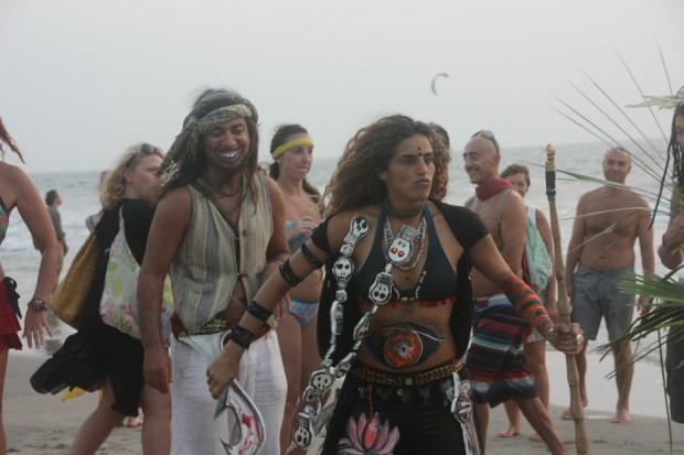 Фрик-парад в Арамболе в феврале 2013 года