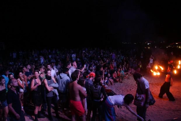 Джаз-фестиваль в Гоа в феврале 2013 года
