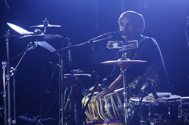 Джаз-Рок-фестиваль в Гоа в феврале 2013 года